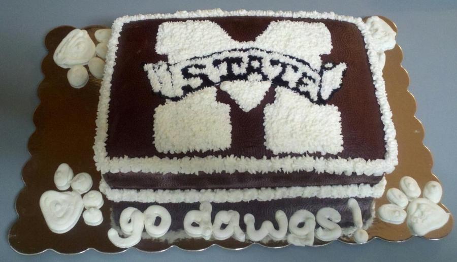 Msu Bulldogs Cakecentral
