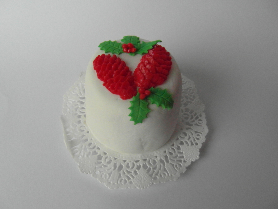 Little 8Cm High Red Velvet Cake For To Day To Tast It on Cake Central