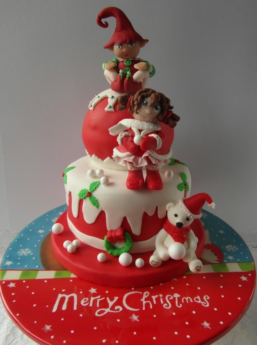Merry Cake Recipe