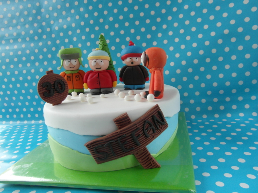 Southpark on Cake Central