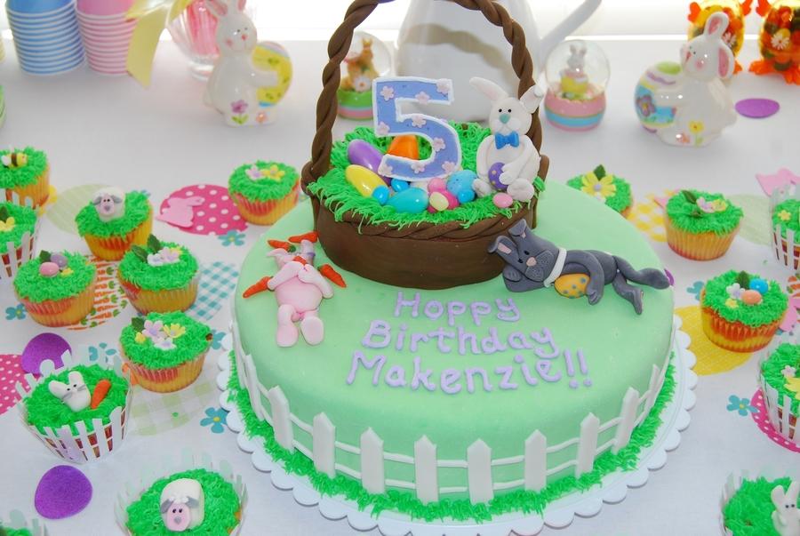 Easter Birthday Cake Cakecentral