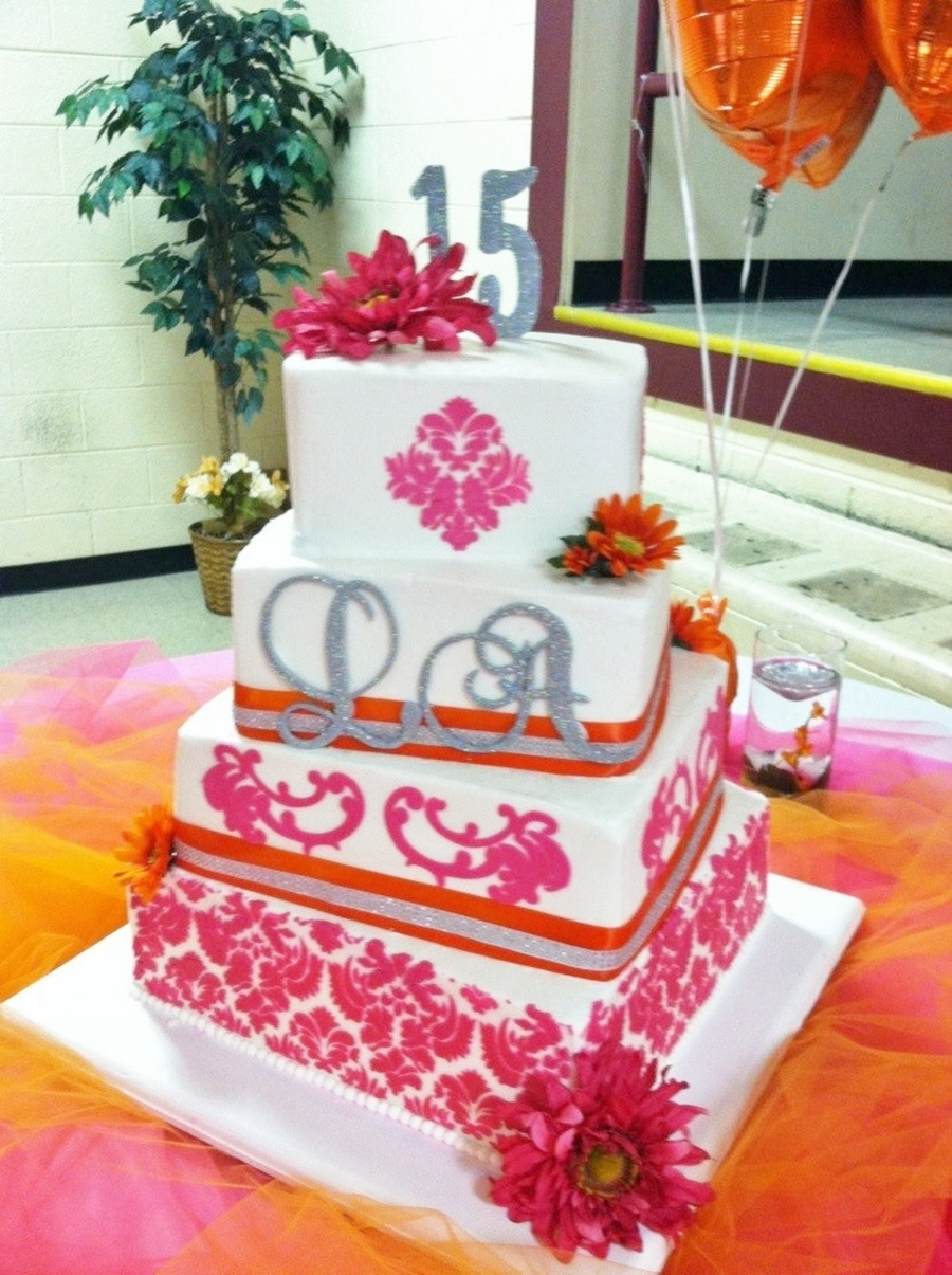 Sweet Creations By Dulce on Cake Central
