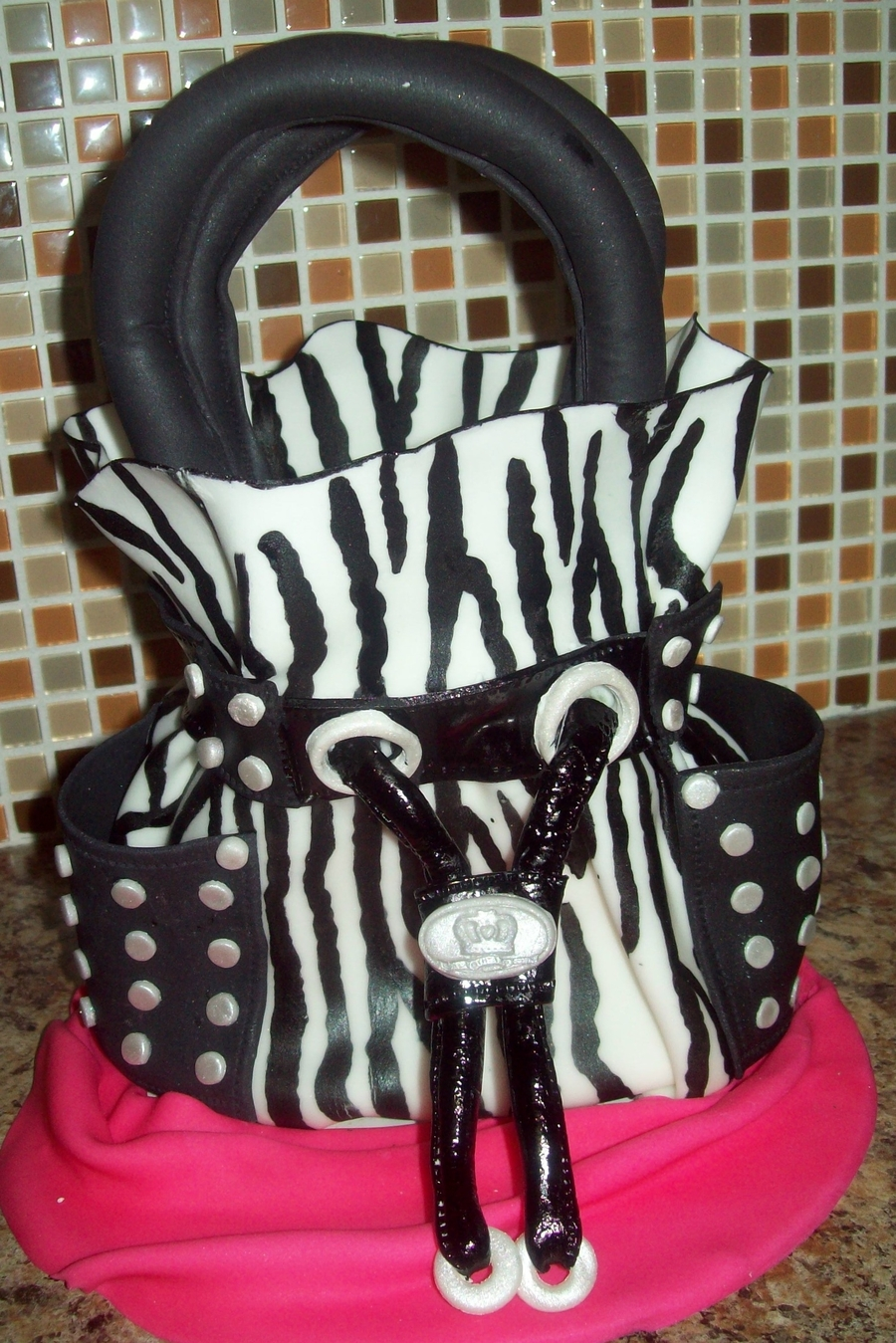 Duplicate Of My Purse on Cake Central