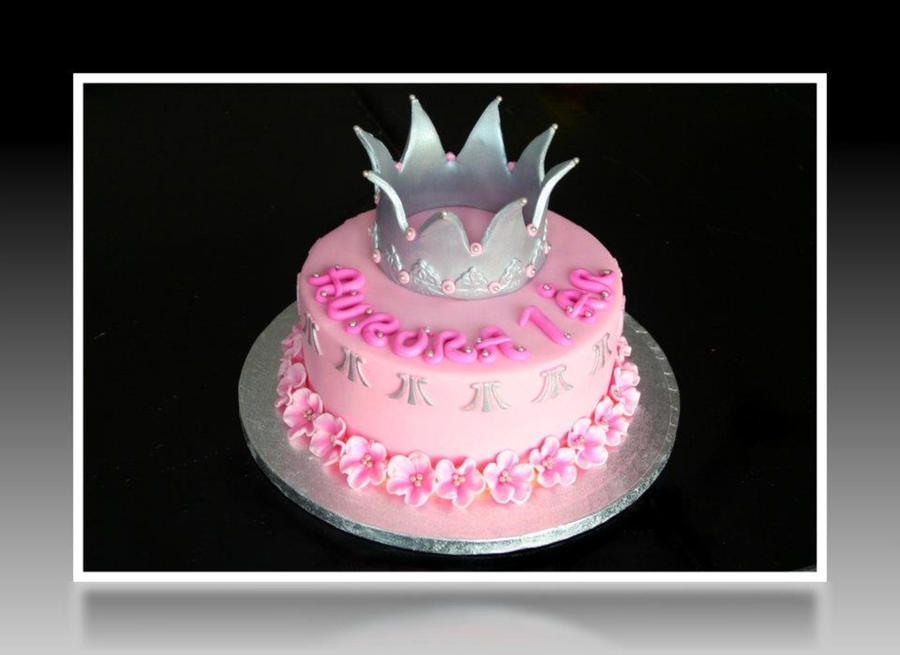 For Princess Aurora on Cake Central