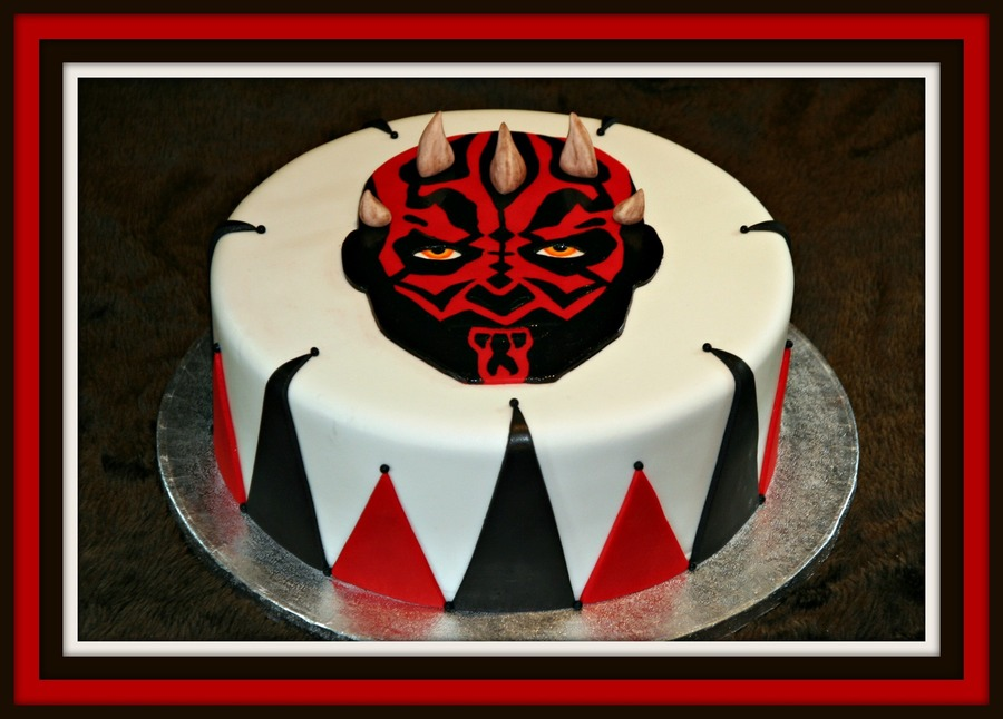 Darth Maul Cakecentral