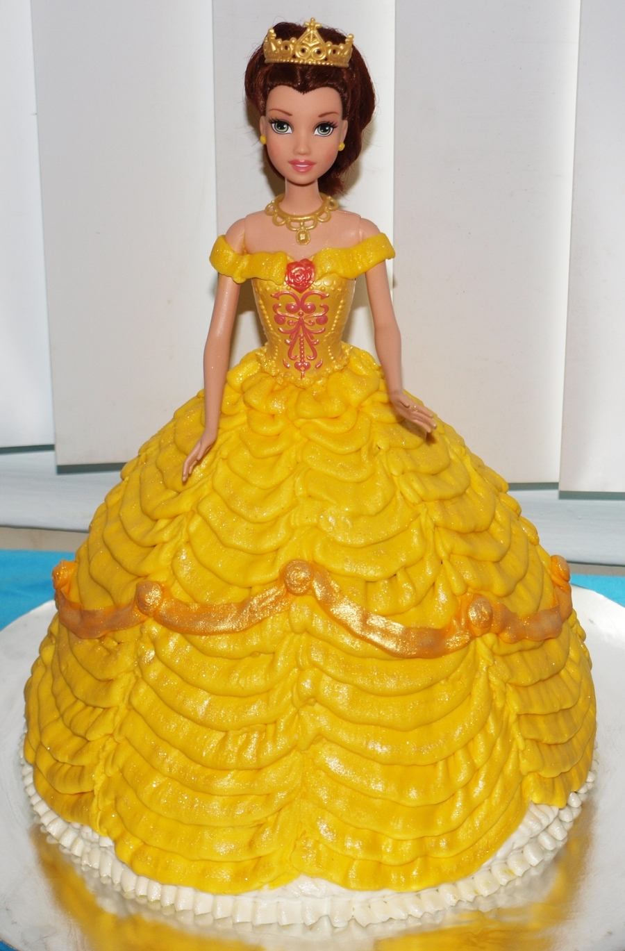 Belle Doll Cake Pictures