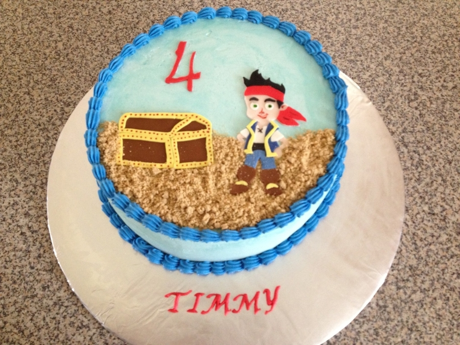 Jake And The Neverland Pirates on Cake Central