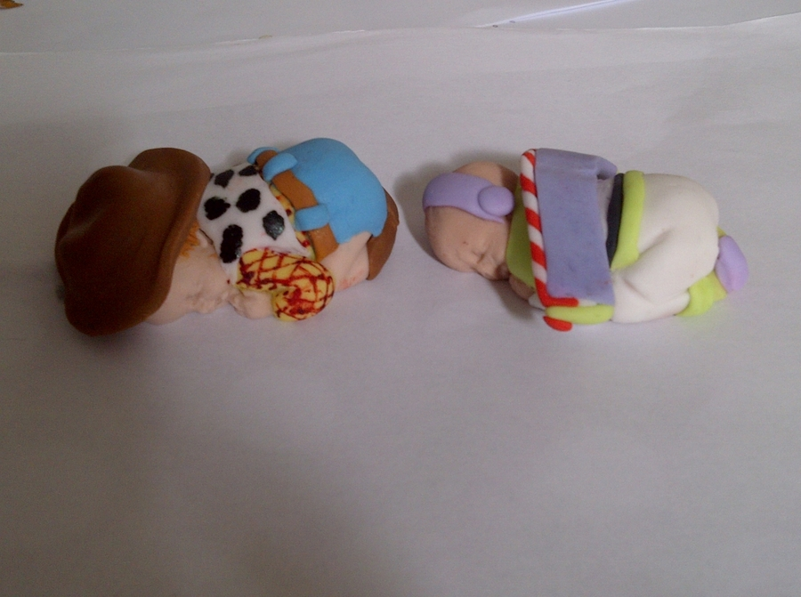 Toy Story Baby Cake Topper on Cake Central
