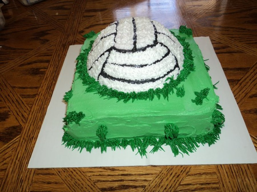 Volley For Serve on Cake Central