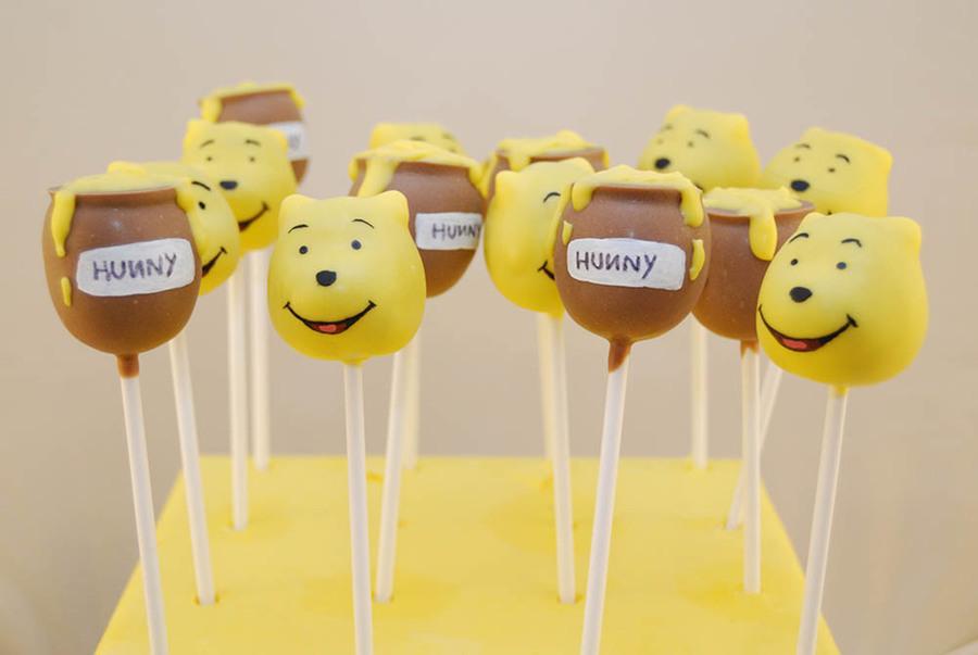 Winnie The Pooh Cake Pops Cakecentral Com