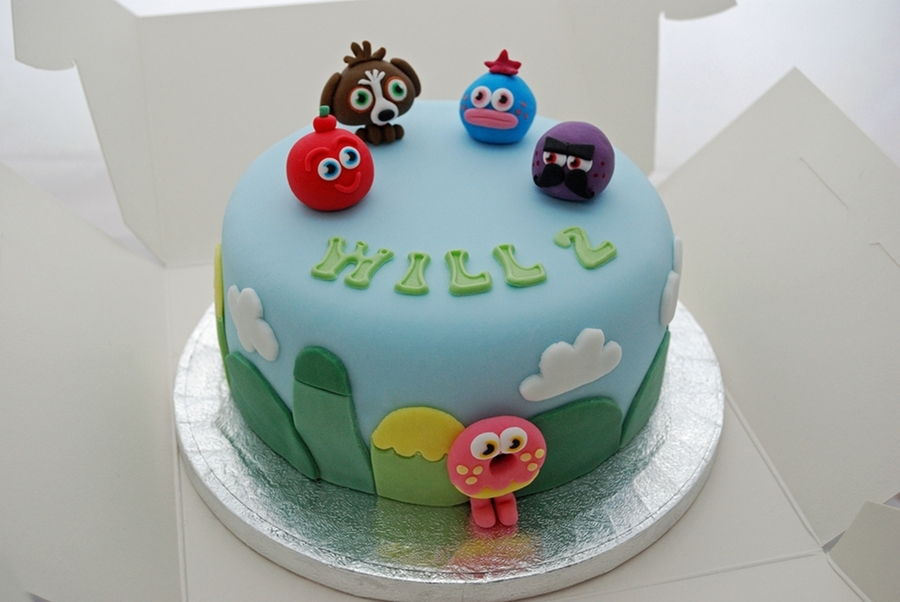 Moshi Monster Cake on Cake Central