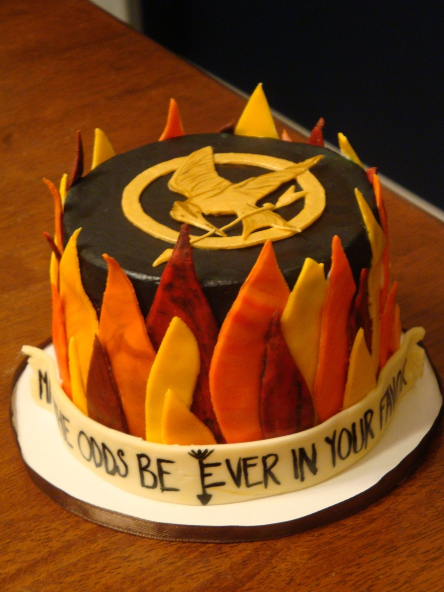 The Hunger Games Cakecentral
