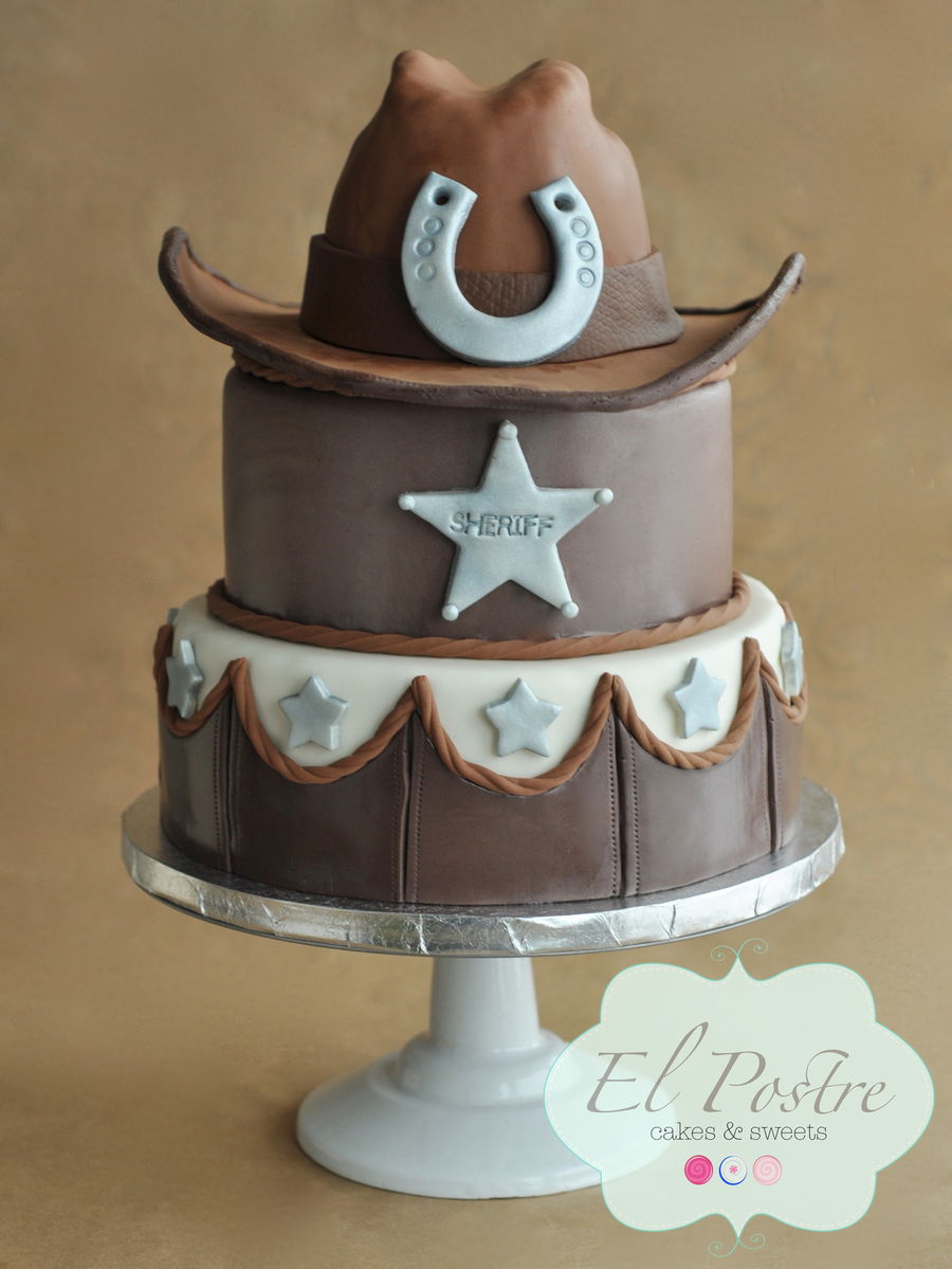 Easy Cowboy Cake
