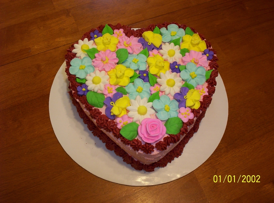 Mothers Day Cake on Cake Central