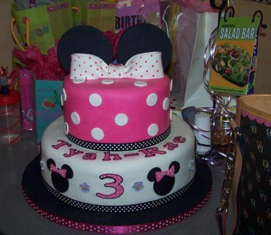 Tyah'rae's Cake 05-2011 on Cake Central