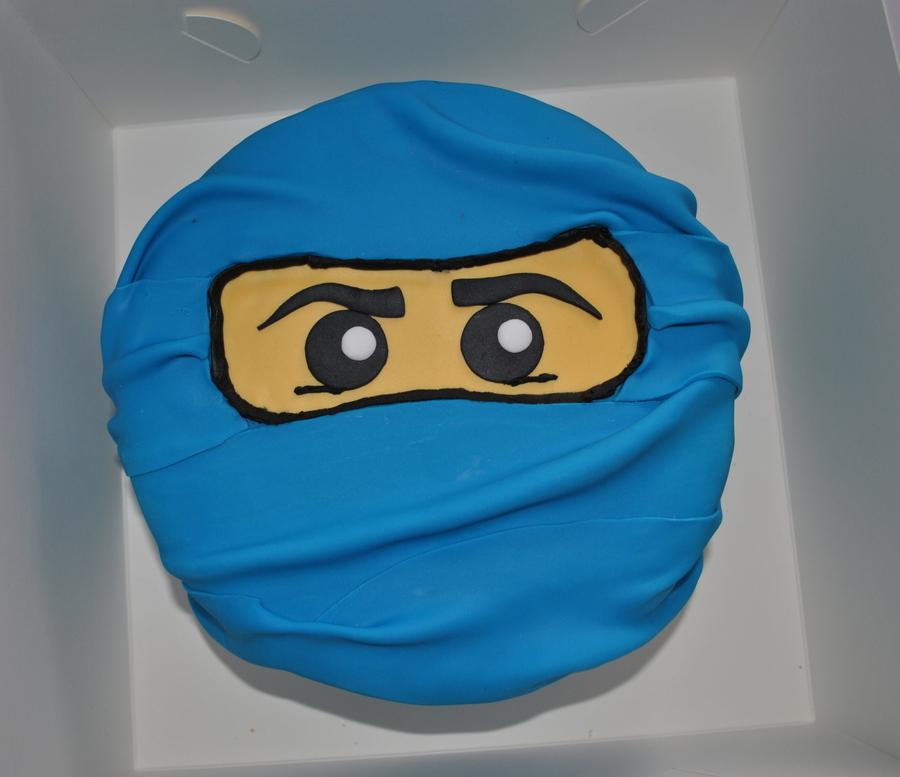 Make A Ninjago Cake With Fondant
