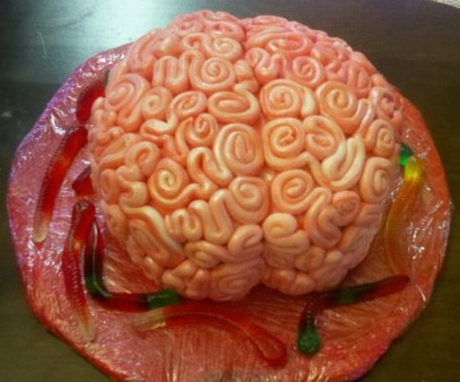 Brains! on Cake Central