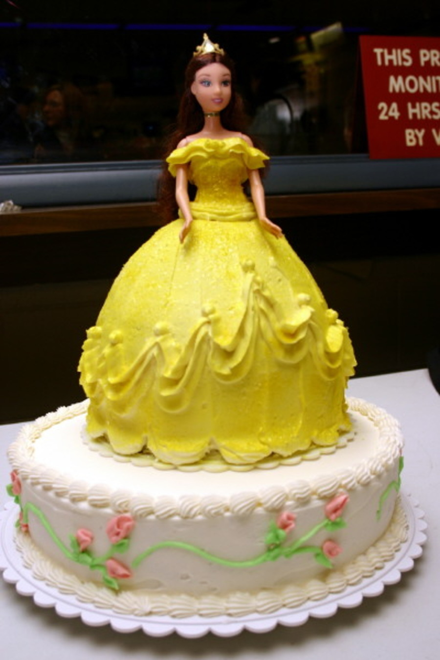 belle birthday cake birthday and the beast cakecentral 1641
