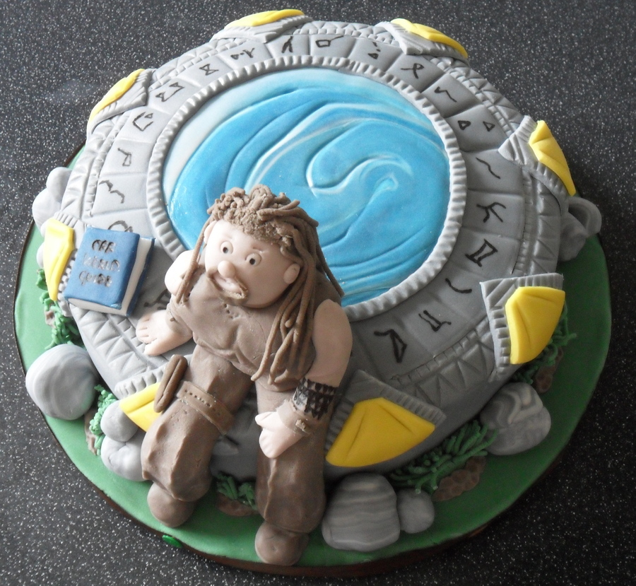Stargate Atlantis on Cake Central