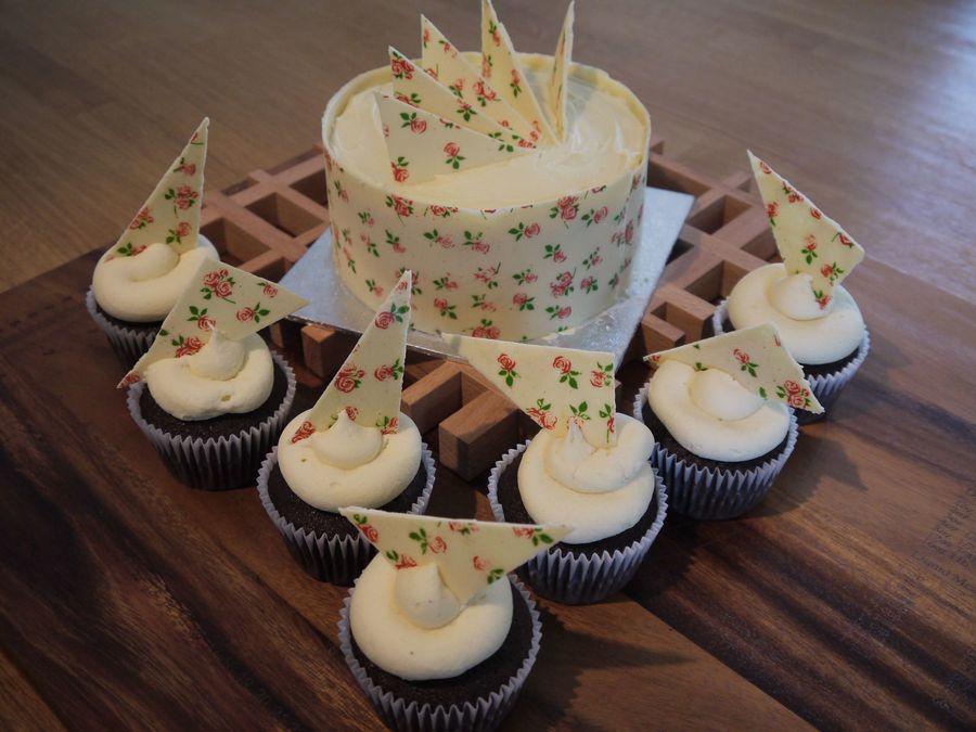 Cake Decorating Transfers