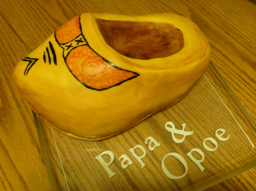 The Wooden Shoe Cakecentralcom