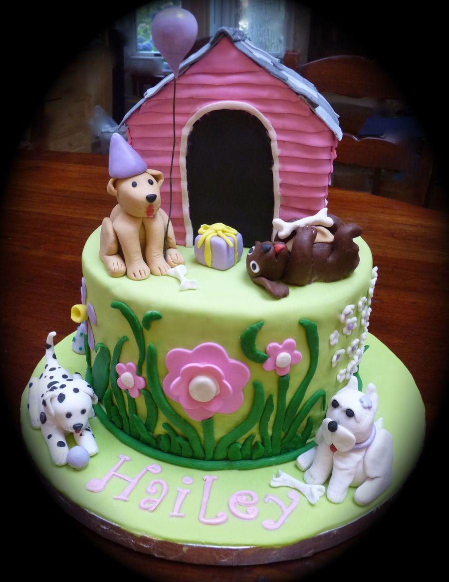 Dog Party Cakecentral Com