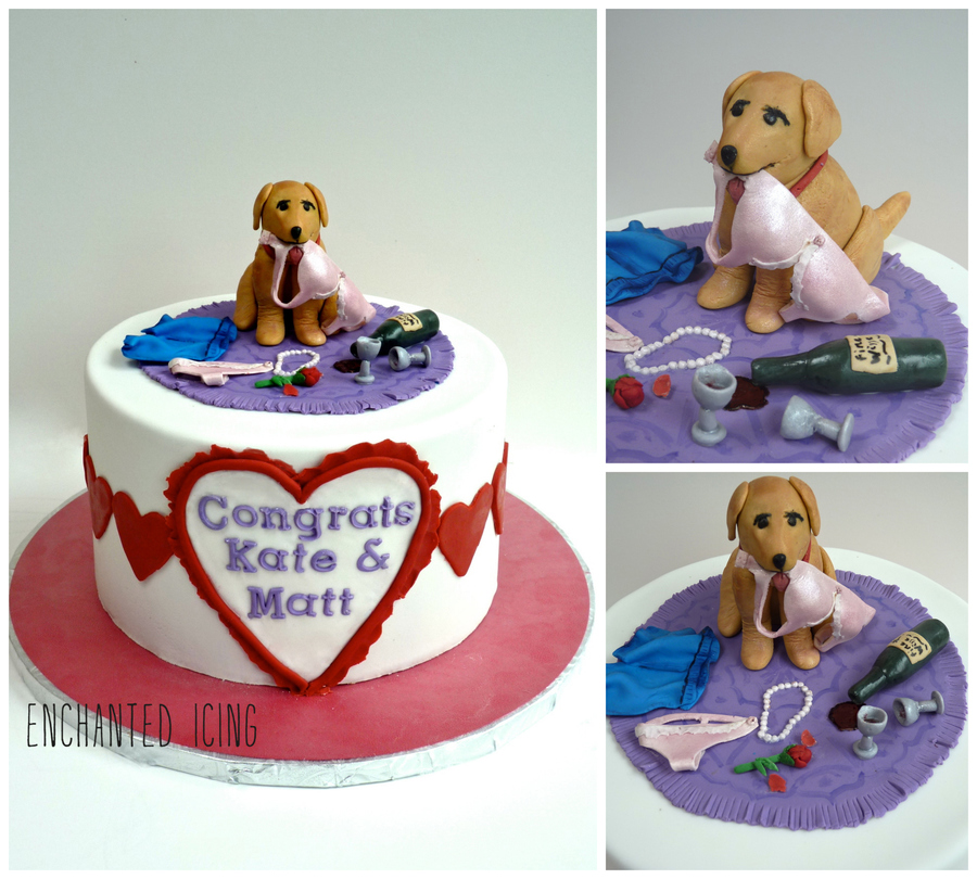 dog theme bridal shower on cake central