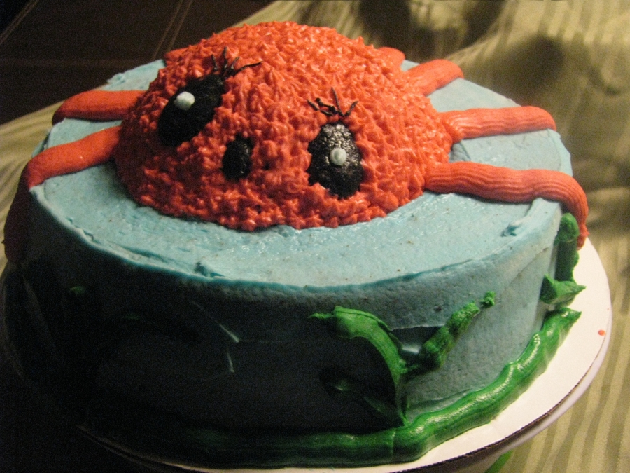 Under The Sea Octopus on Cake Central