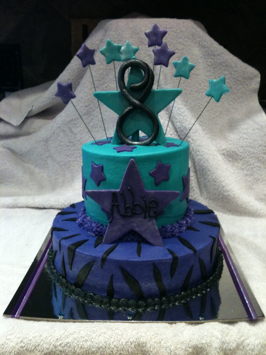 Elite Cheer Birthday Cake Cakecentral