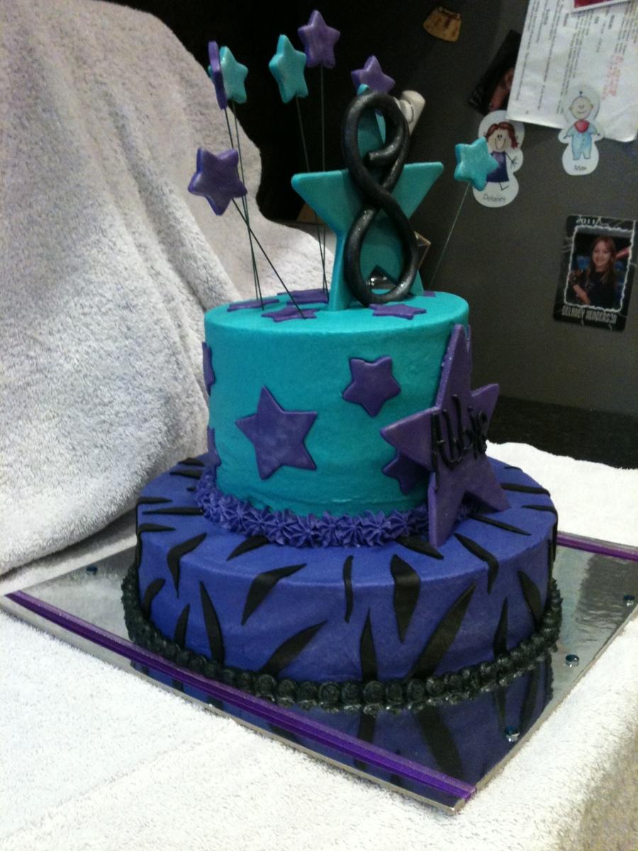 Elite Cheer Birthday Cake Cakecentral Com