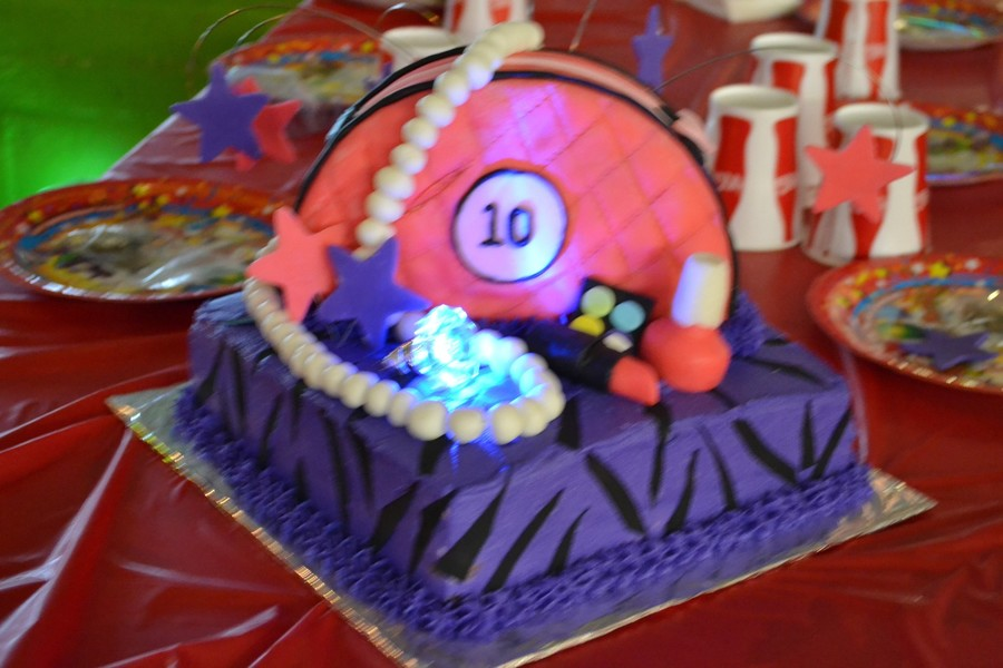 Purse Cake For Girls 10Th Birthday on Cake Central