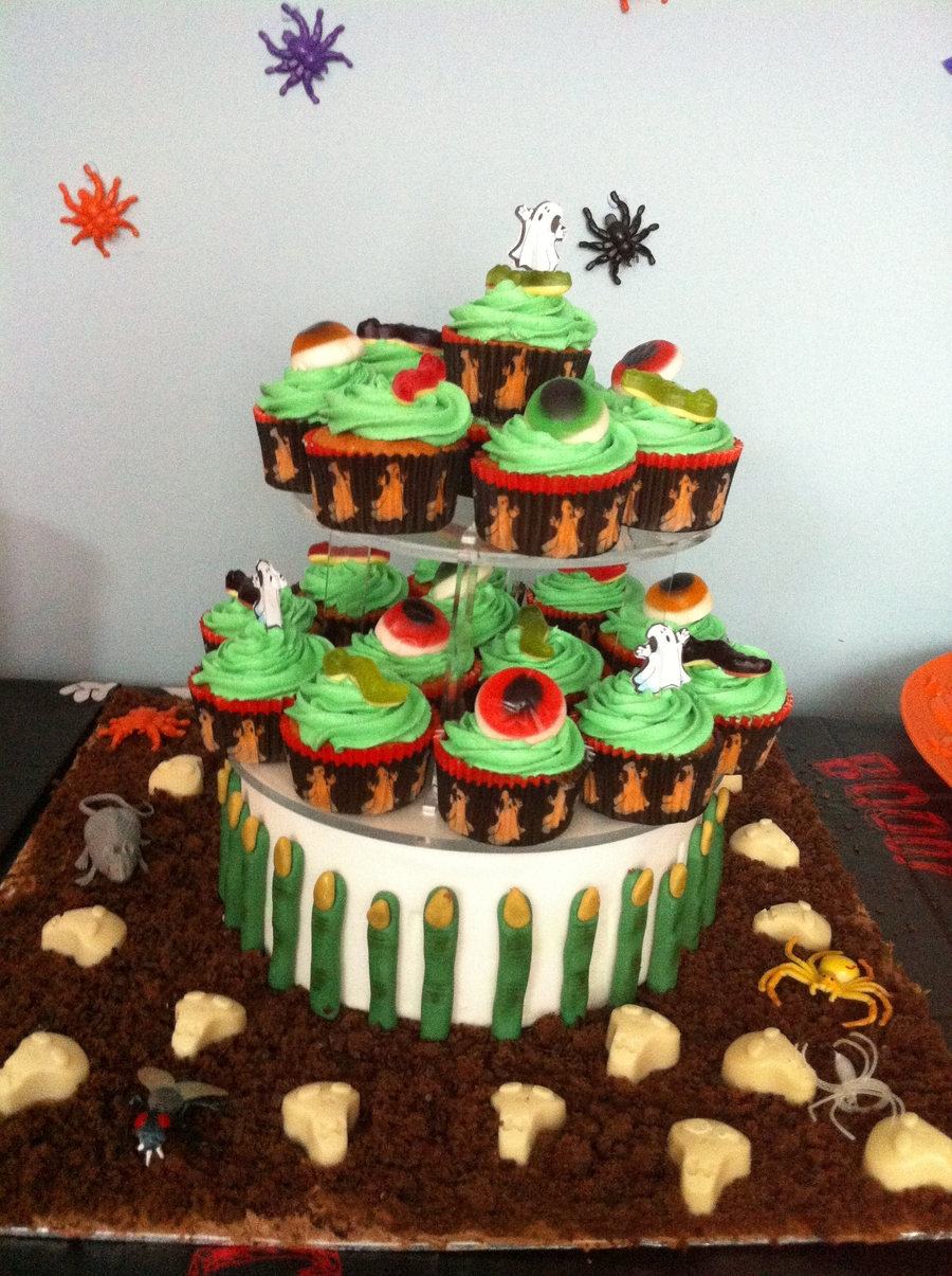 Happy Halloween on Cake Central