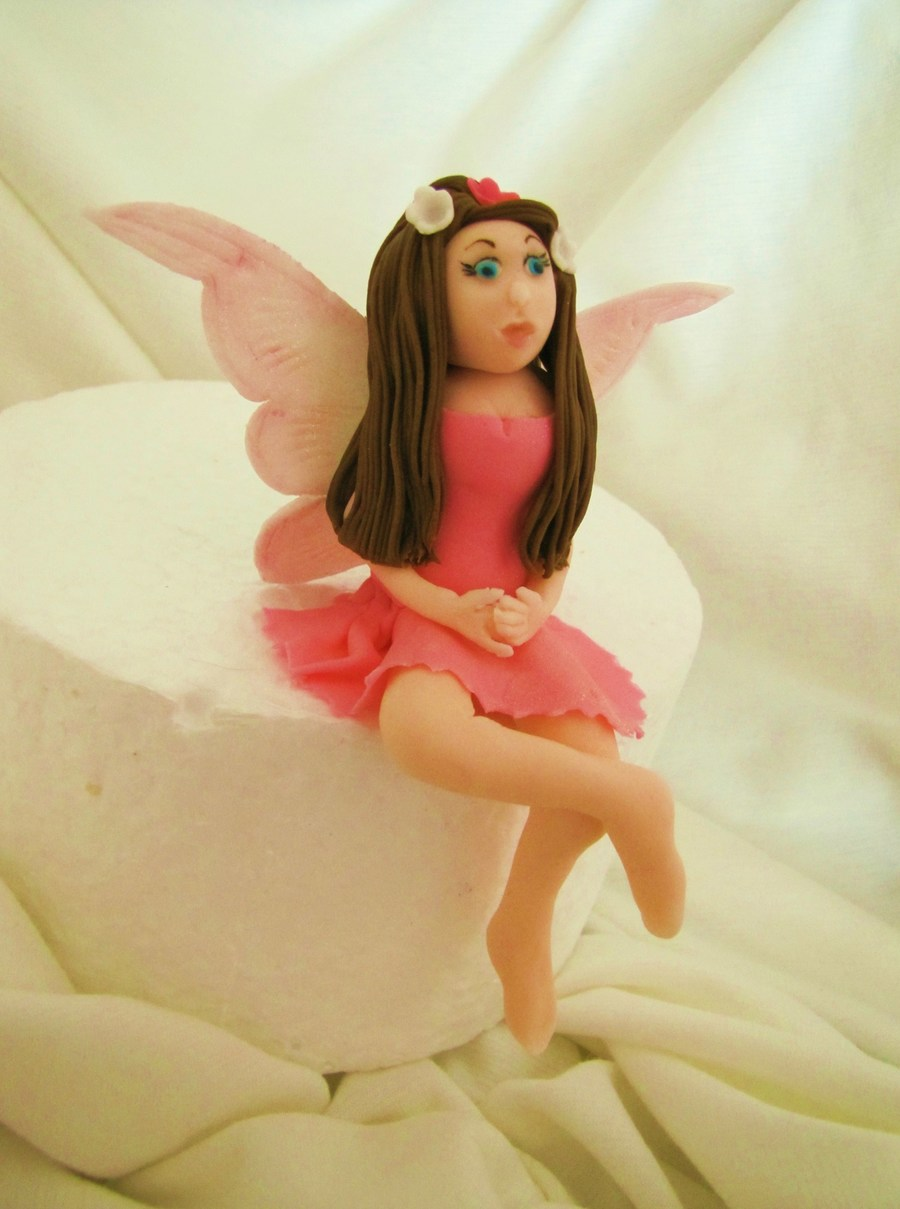 Fairy Princess on Cake Central