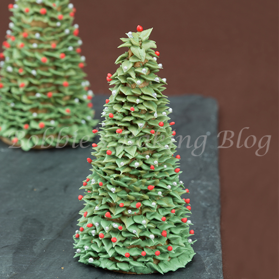 Sugar Christmas Tree on Cake Central