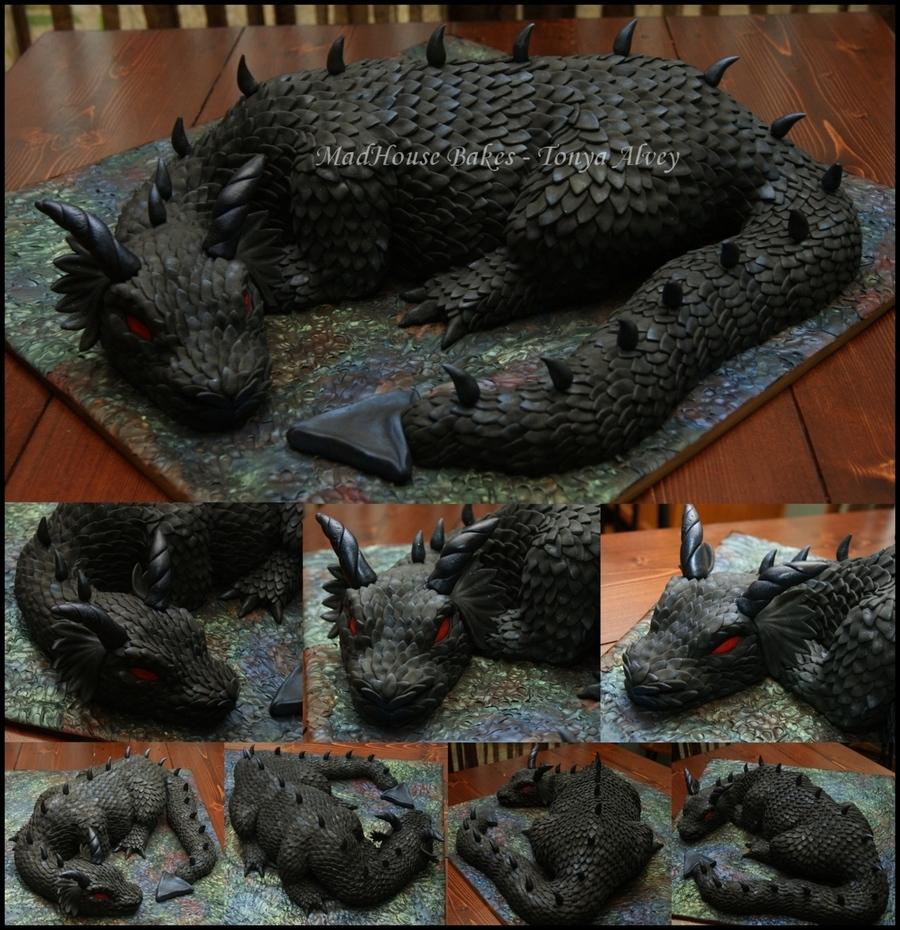 Dragon Themed Cake Ideas
