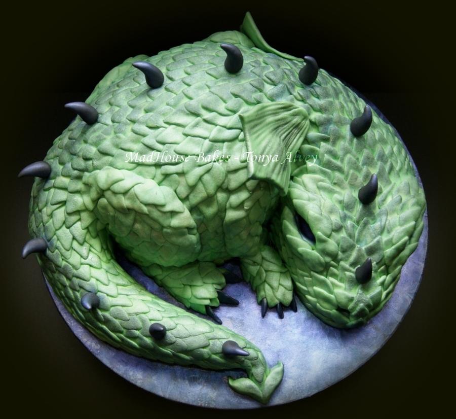 Dragon Cake Pan Recipes