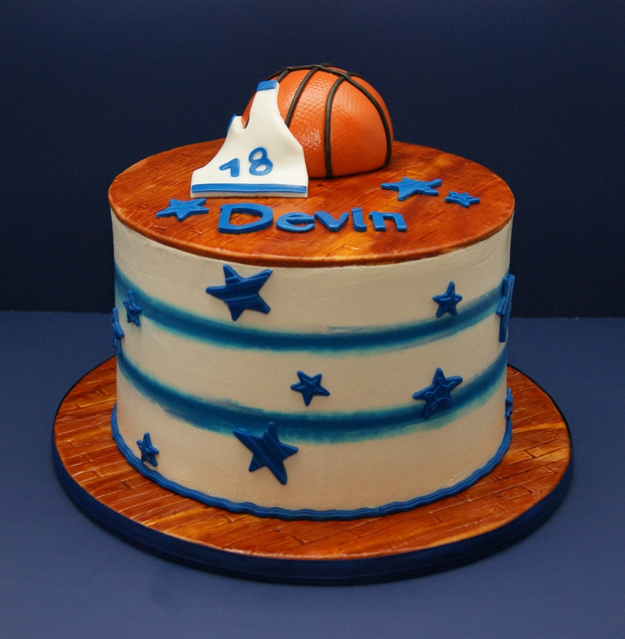 Sports Birthday Cakes For Boys