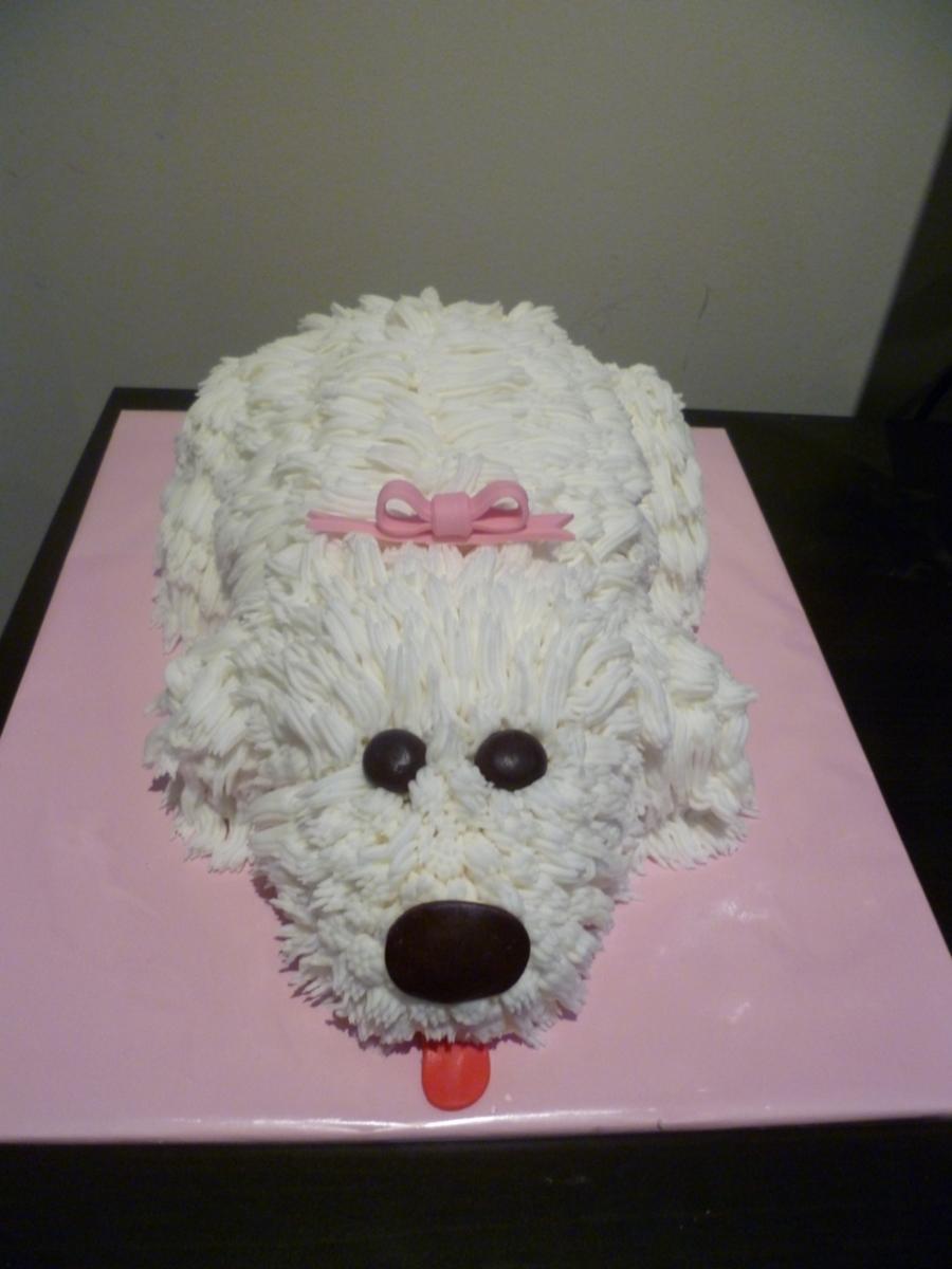 Puppy Dog Cakecentral Com