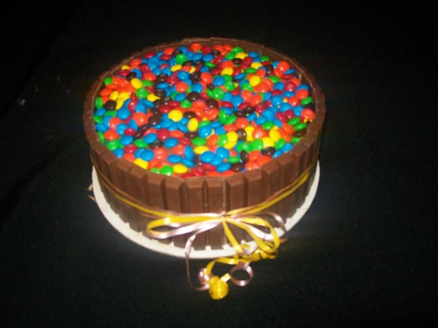 Candy Barrel on Cake Central