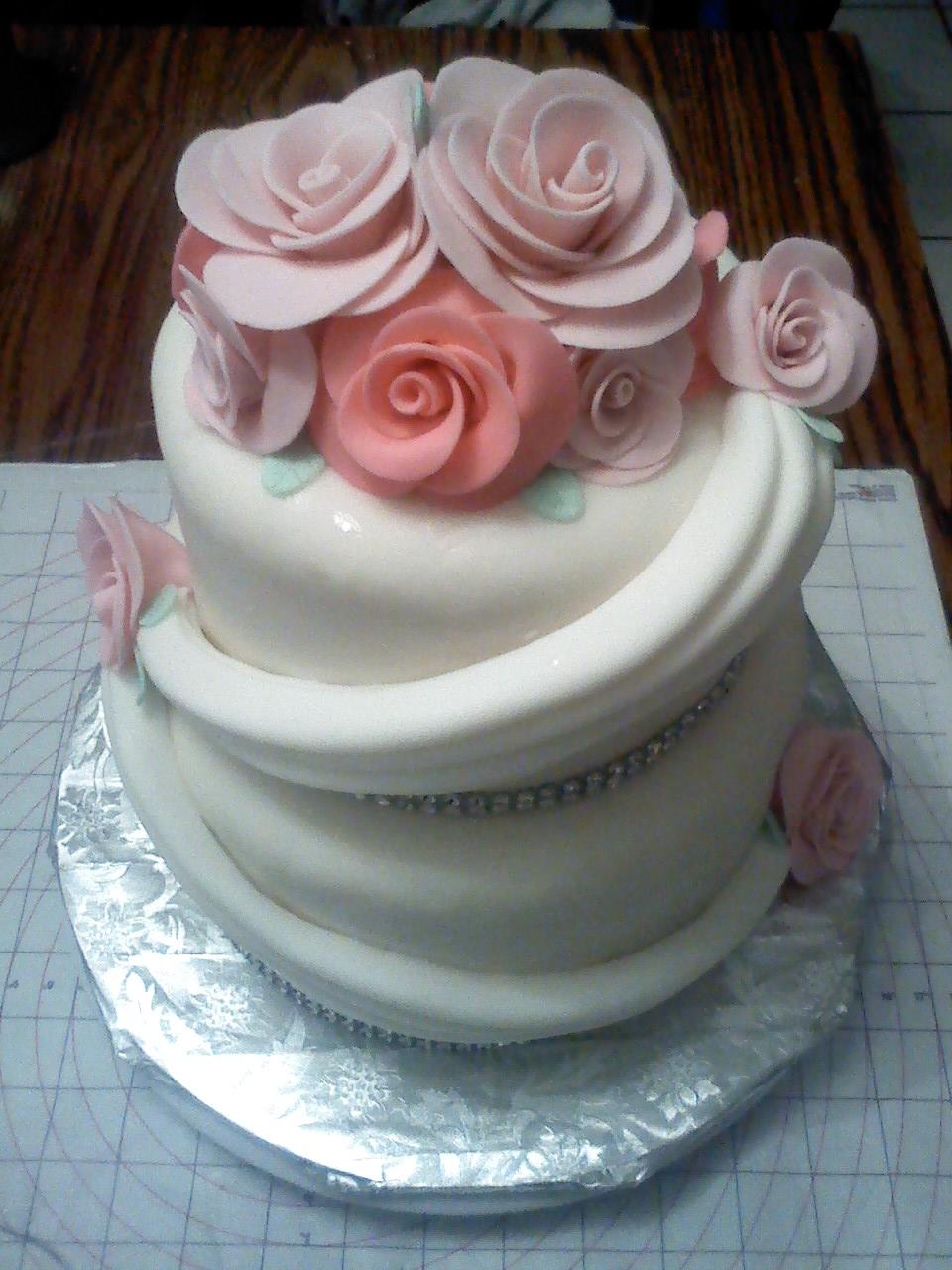 Elegant St Birthday Cakes
