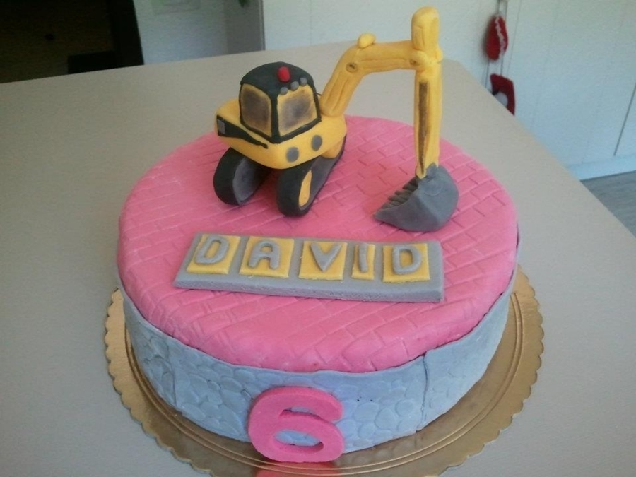Digger on Cake Central