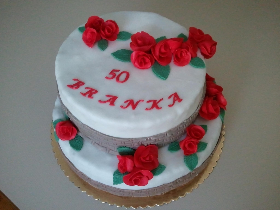 For My Momy on Cake Central