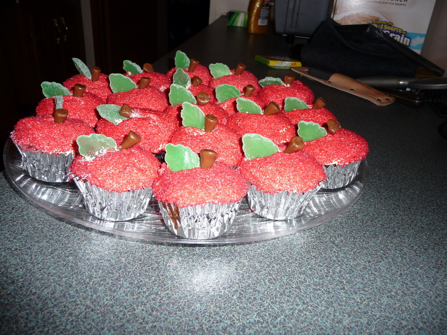 Apple Cupcakes on Cake Central