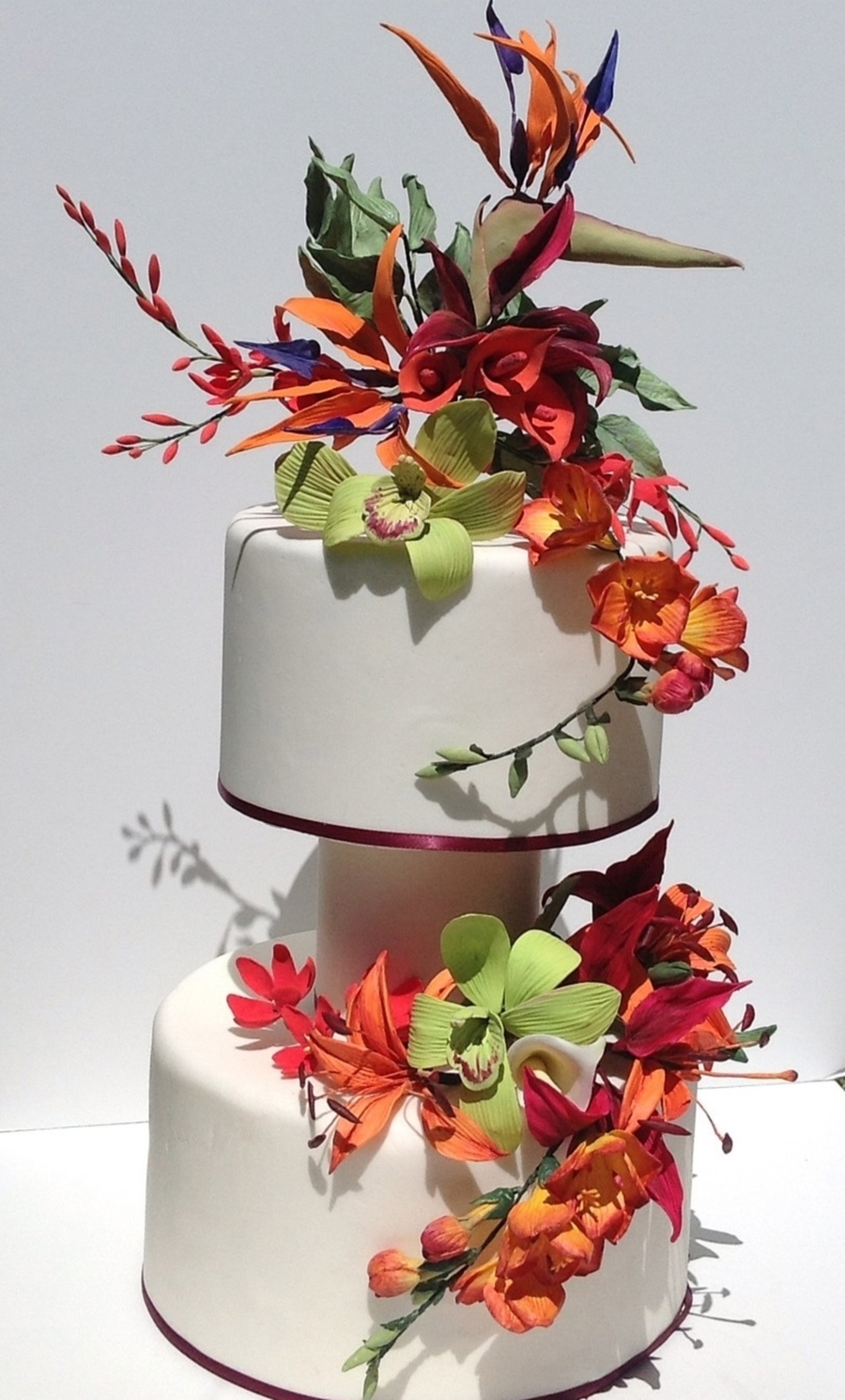 Bird Of Paradise on Cake Central