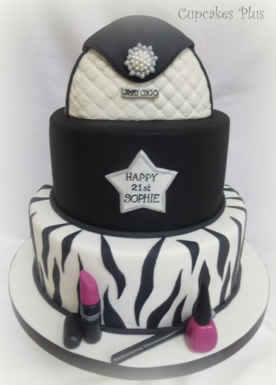 21St Birthday Cake Handbag Is Made From Rice Crispy Treats X On Central