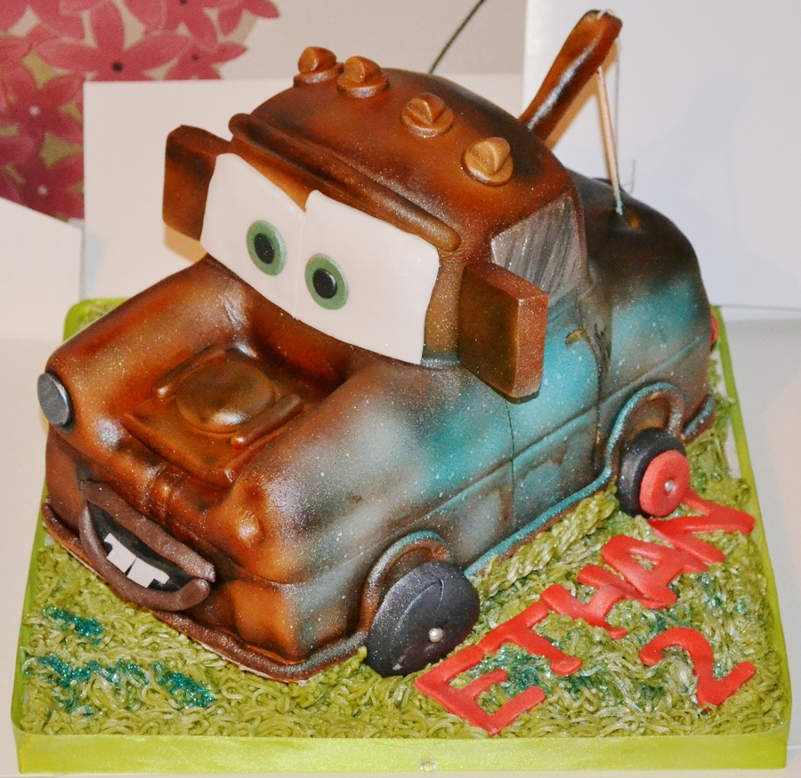 Fabulous 100 Disney Cars Birthday Cakes For Kids Kids Birthday Cake Funny Birthday Cards Online Kookostrdamsfinfo