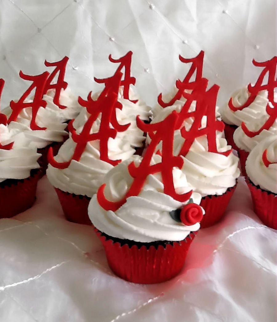 Alabama Cupcakes on Cake Central