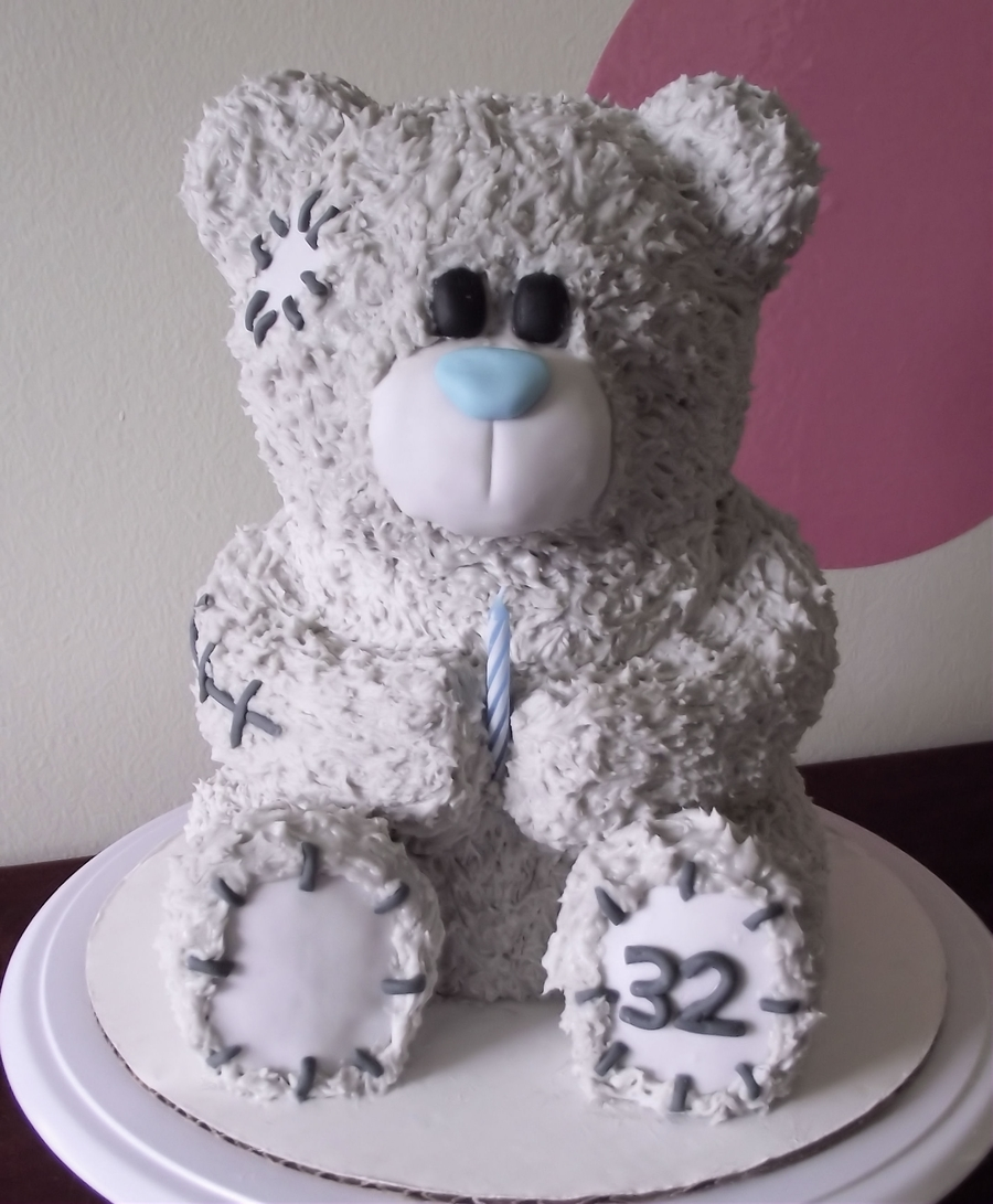 Tatty Teddy on Cake Central