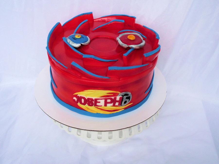 Tf Birthday Cake