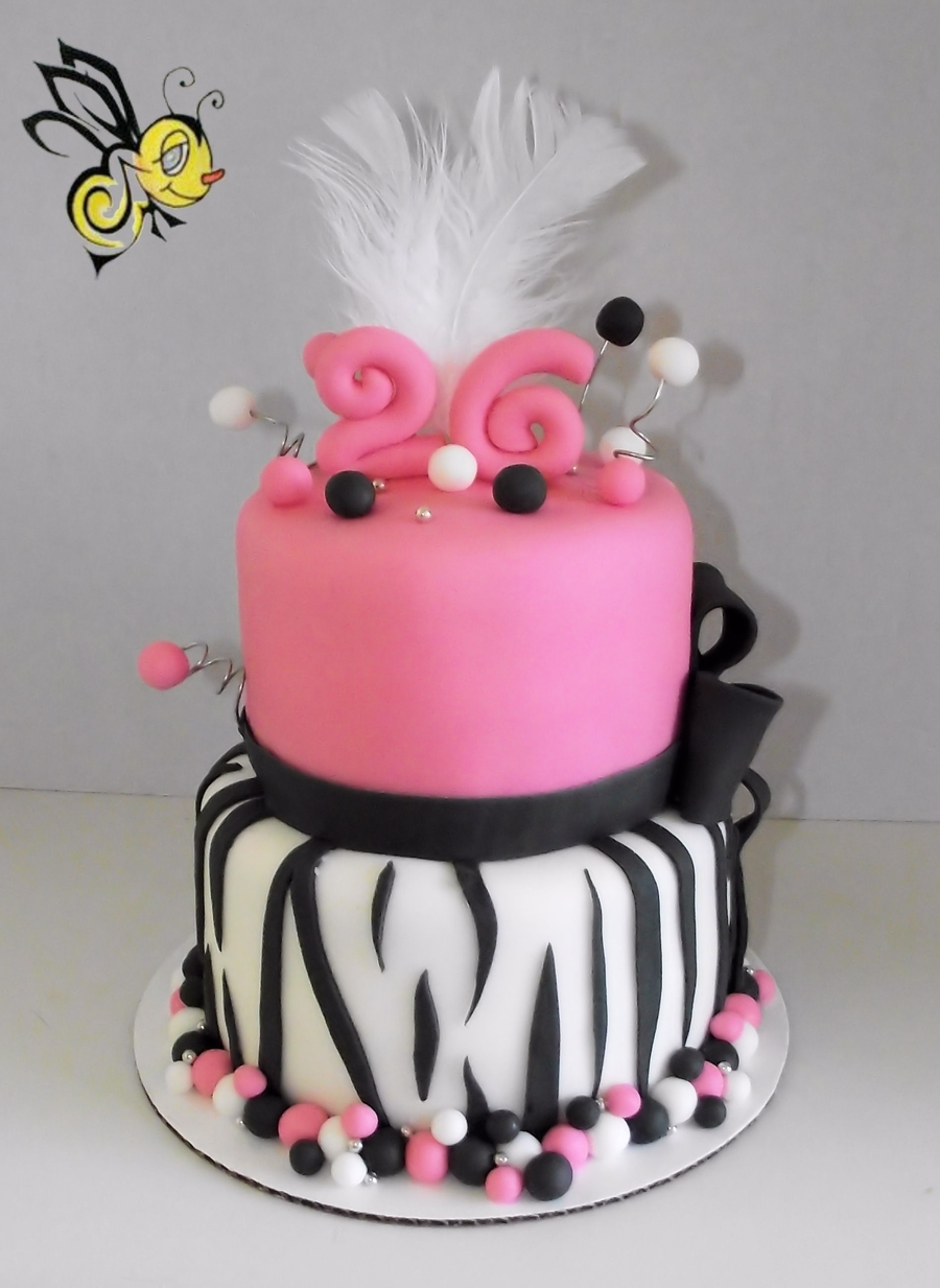 Simply Girly on Cake Central